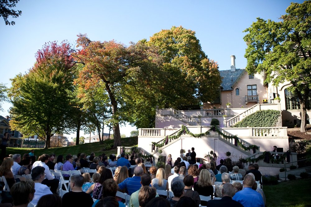 moses fowler house lafayette indiana wedding venue