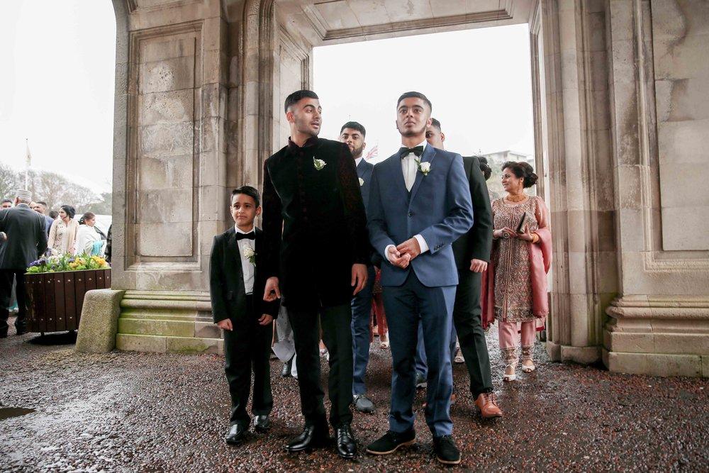 Female-asian-wedding-photographer-Cardiff-City-Hall-natalia-smith-photography-17.jpg