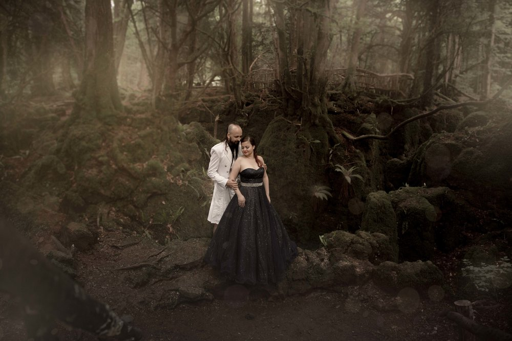 - Puzzlewood| Forest of DeanPre-Wedding Shoot