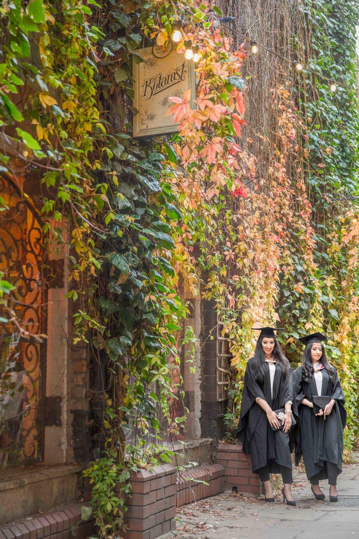 Graduation Photoshoot - Chester | UK
