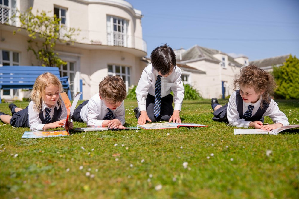 School Promotion - St John's on the Hill | Chepstow|