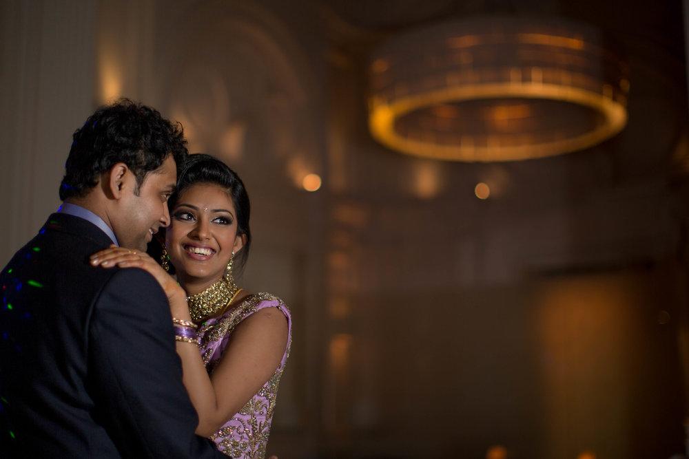 Hindu Wedding Reception - Andaz hotel, London