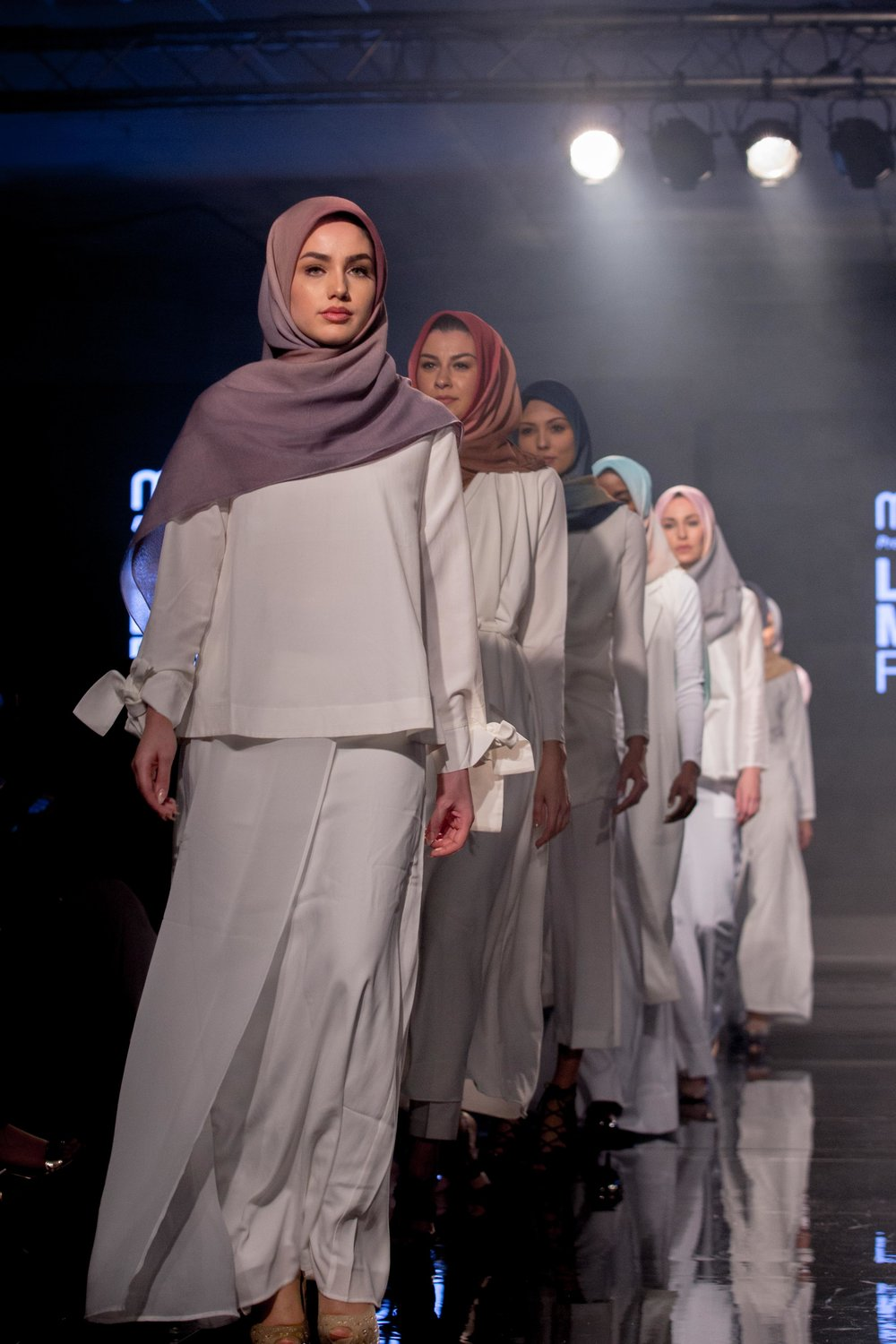 London Modest Fashion Week - Olympia, London
