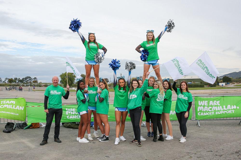 Macmillan Half-Marathon2018 - Cheltenham