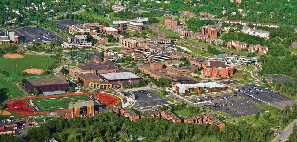 University of Minnesota Duluth - UMD -