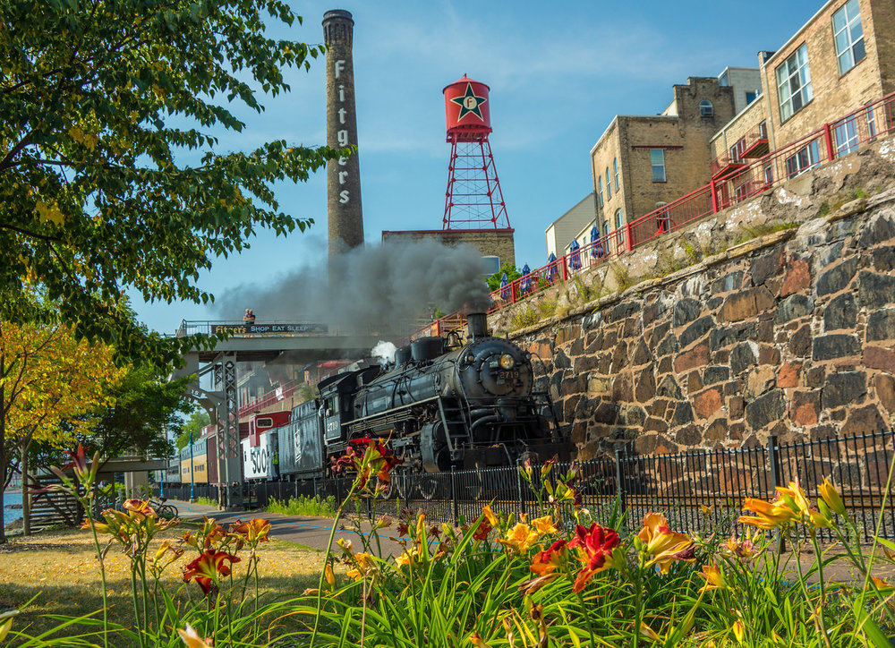 Ride the North Shore Scenic train up the Shore to take in the Fall foliage . . . - Visit local breweries . . . take in some of the local shops in canal park . . . the ideas for what to do in Duluth are endless! Let us plan your next group trip to our fun city!