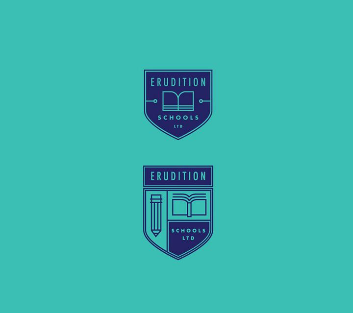 Logo Design  Client: K12 Inc. | Art Director: Ryan McCullah