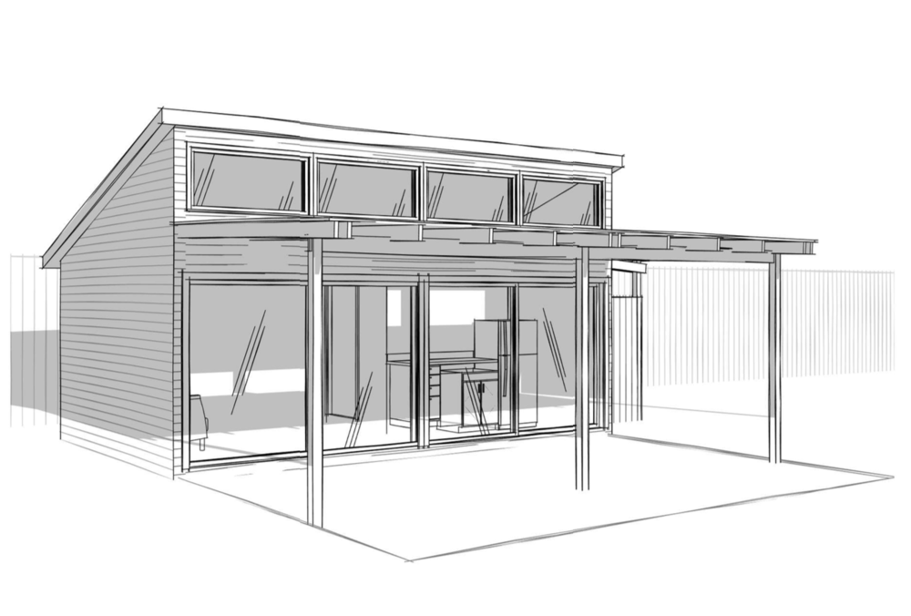 Modern_Steel_Wood_Pool_House_Perspective_SD_Hidden_Lines.png