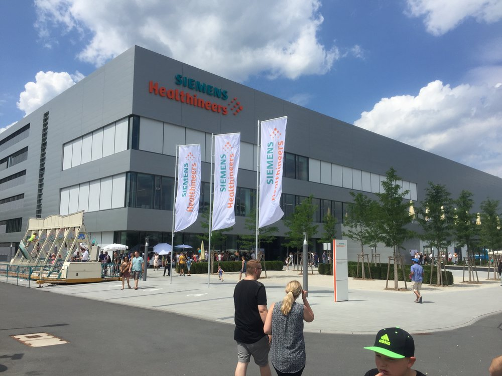 Healthineers Sommerfest 2017