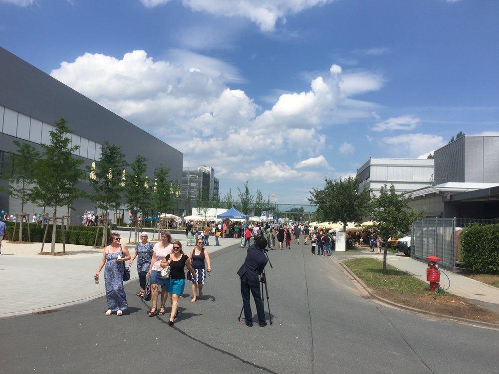 Grand Opening Siemens Healthineers Forchheim