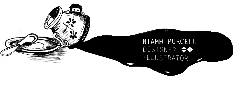 Niamh Purcell Design Illustrator