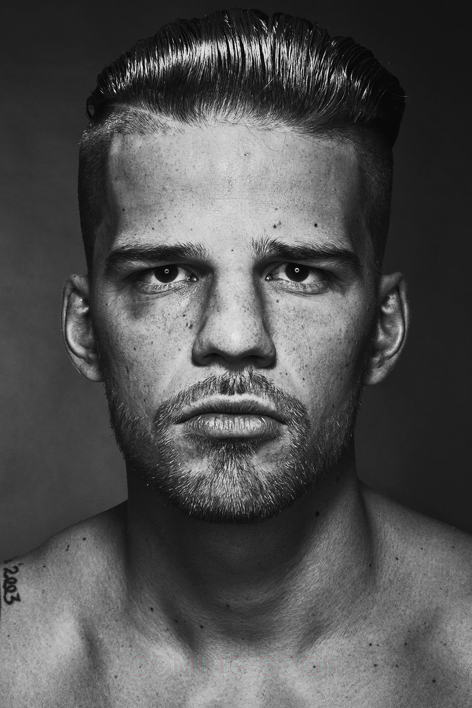 Boxer Marco Bastien