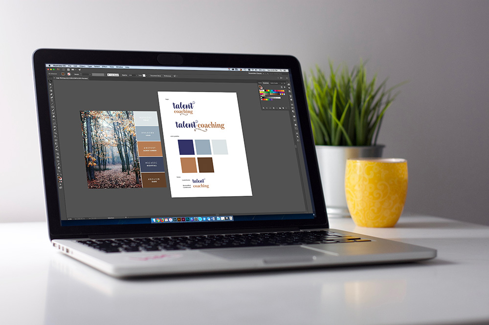 1. Logos & Brand Development - We'll start with your logo and brand. They are the foundation for telling your story. Consistently using the right colors and fonts will build trust with your clients and show you are a professional.Timeline: Days 1-4