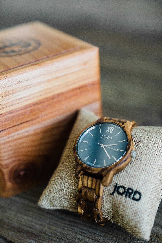 Jord Watch Groomsmen Gift