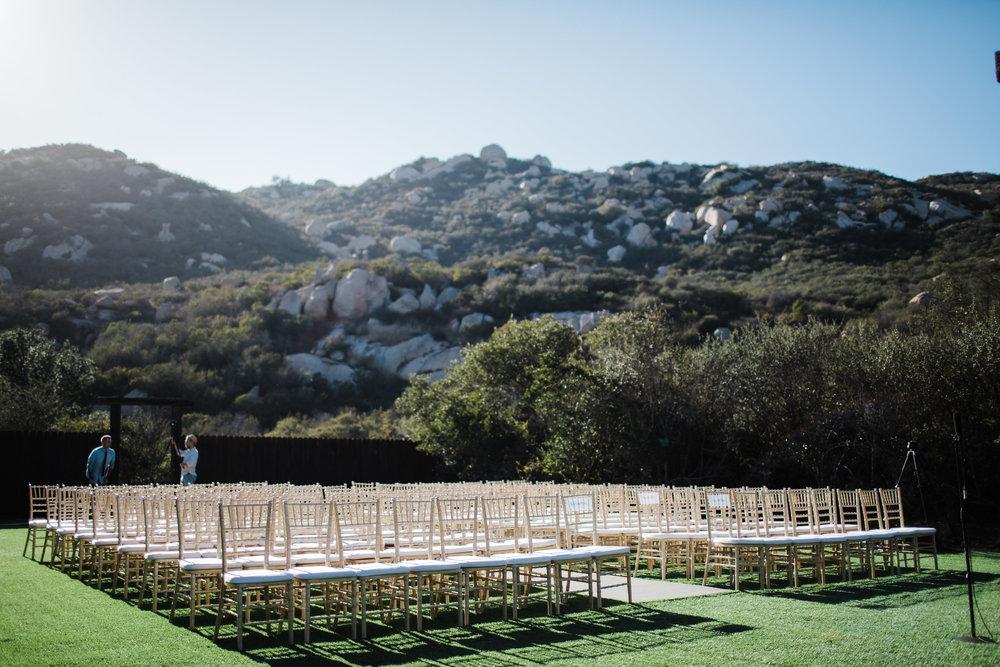 Aviation Vineyard Wedding Venue