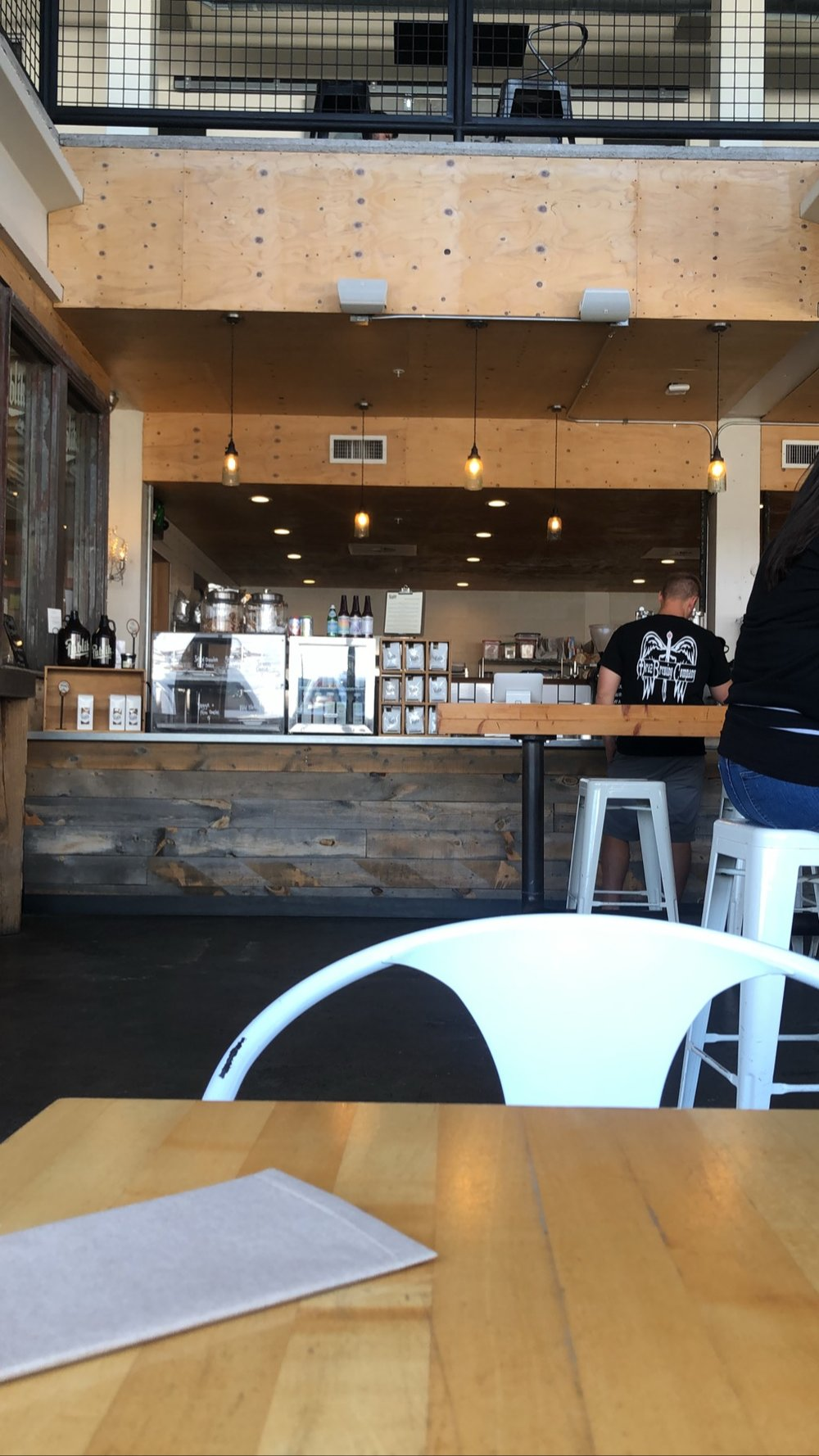 Publik Coffee Roasters, Utah Travel Diaries