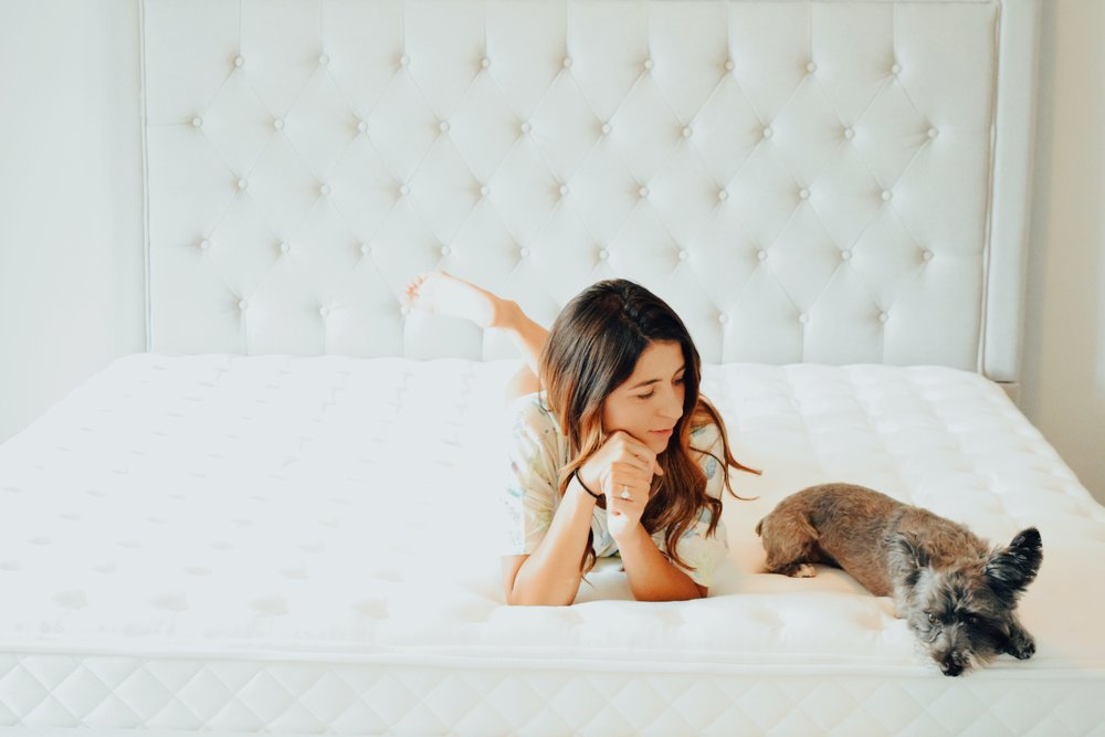 Christeli Mattress, 5 things I love to do in bed
