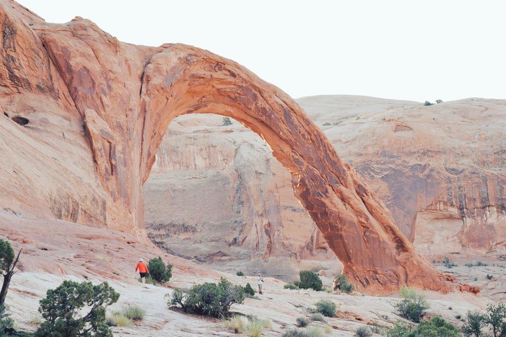 Corona Arch, Utah Travel Diaries, Moab Utah