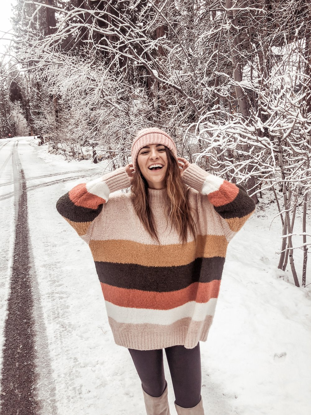 Chicwish Sweater and 2019 Goals