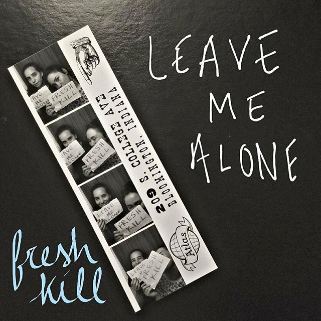 "Big thanks to @getalternative for the write up on @fresh.kill.band's new single ""Leave Me Alone""! 〰️ Link in bio to listen 〰️ Debut album is out July 13th 💙 