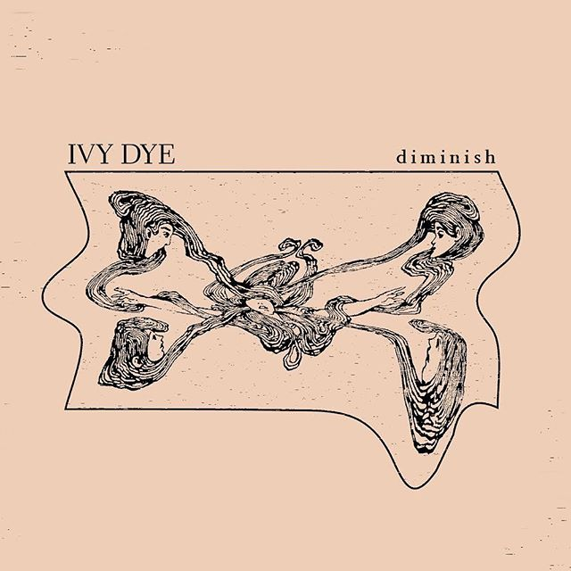 """We're beyond thrilled to be releasing the new EP 'Diminish' from @ivydye!⚡️Out 9/21 on 1212 Records ⚡️ Link in bio to pre-order the EP + for a first listen of """"Skin Your Knees"""" 
