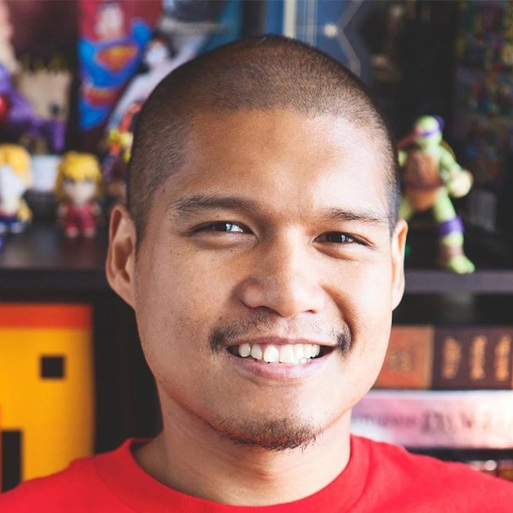 Don Ellis Aguillo    Co-creator of Isugid Pinoy!   Illustrator and Concept Artist
