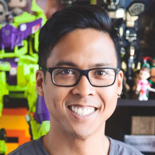 Raf Salazar    Co-Creator of Isugid Pinoy