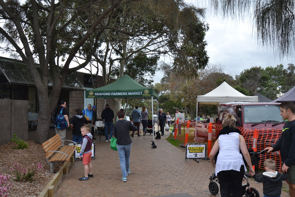 Seaford Farmers Market_Entry