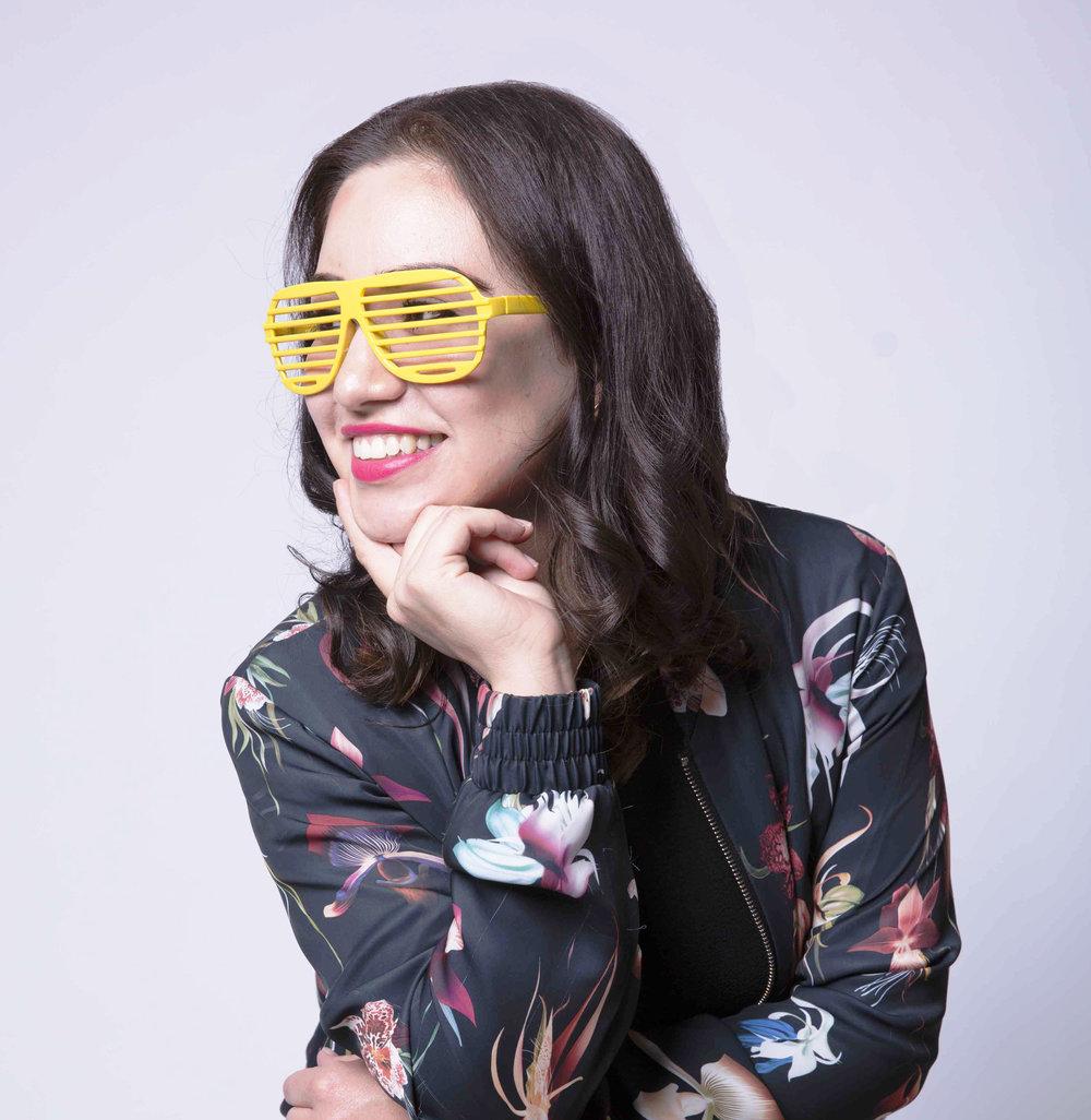 DIANA LOPEZ - CO-HOST OF FENT RADIO