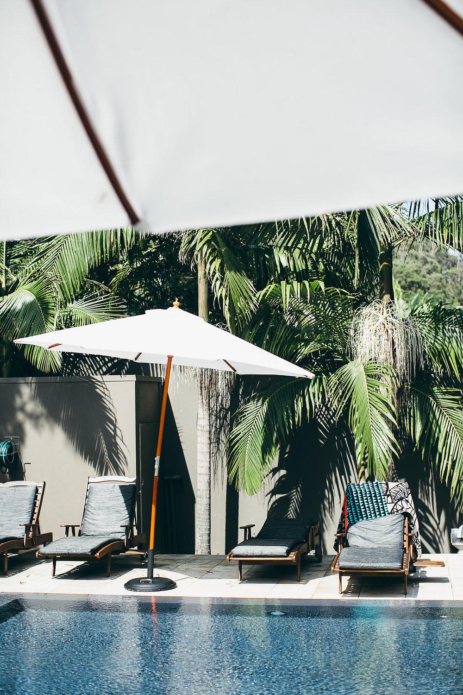 White Market Umbrella | $70ea | Qty 5