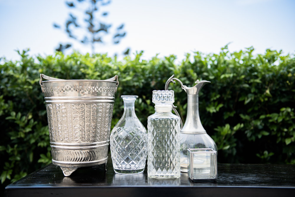 Whiskey Decanters | $50 Set | Qty 1