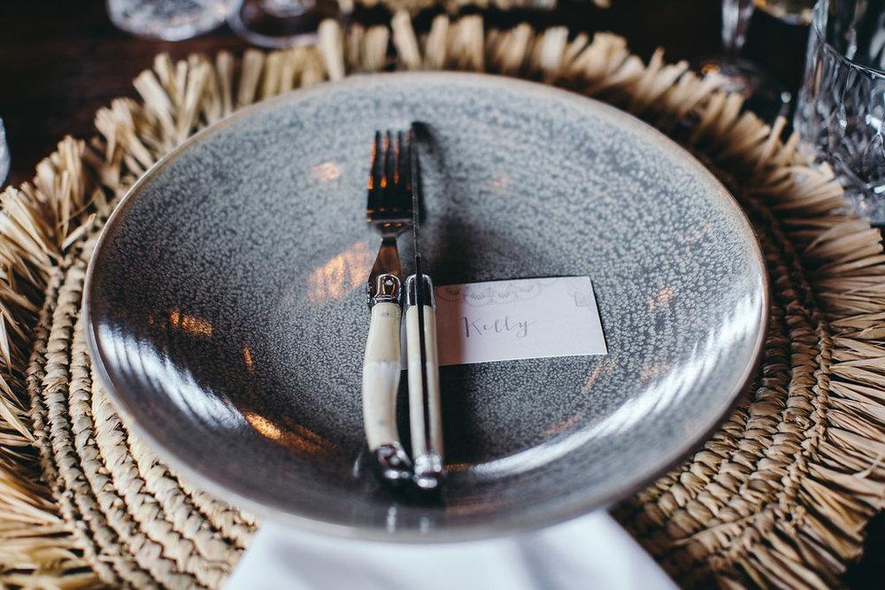 Laguiole Cutlery Set | $4 Set | Qty 140