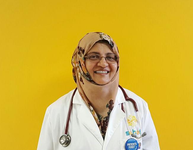 Dr. Sakina Raj