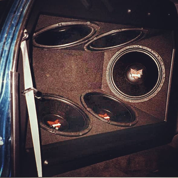 Throw Back Thursday!  Built this wall back in the mid 90's in a Honda Civic.  This car actually won it's SPL and sound quality classes here locally and then drove all the way to South Carolina to compete in IASCA finals.  #throwbackthursday #streamlineaudio #wallofbass #basshead #bassheadlife #caraudioinstallation #caraudiofabrication #carstereovancouver #caraudiovancouver #caraudio