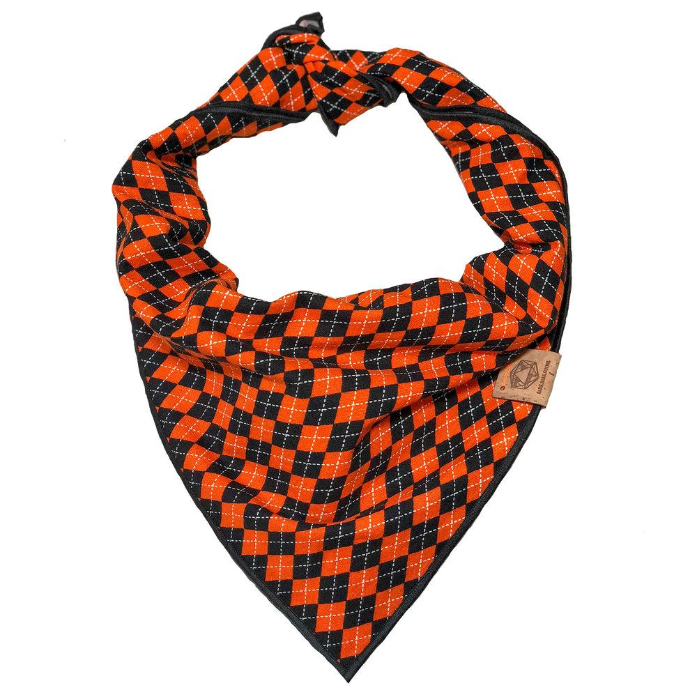 halloween-plaid-dog-bandana-orange-and-black.jpg