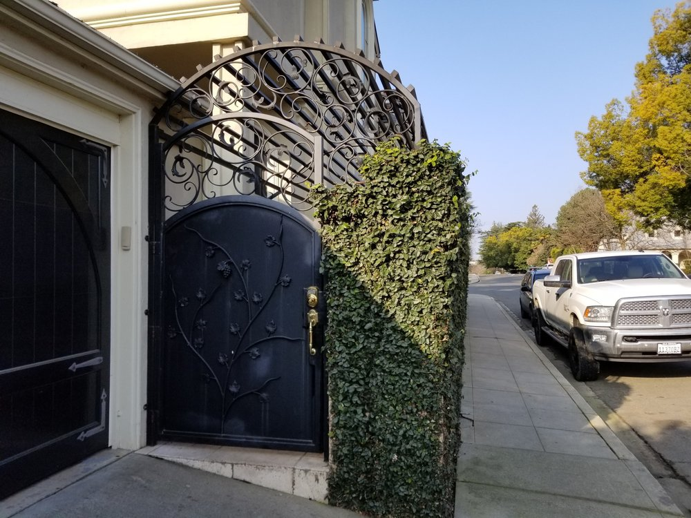 Walkway Gates for Sacramento Office