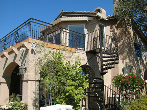 Spiral Staircase Sacramento