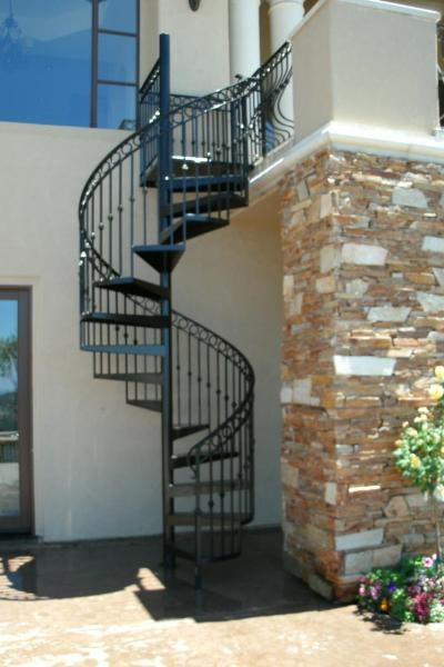 Metal Rails Rocklin