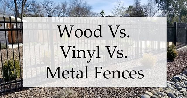 New Blog is Post is out about the differences between Wood, Vinyl and metal fences! (Link is in our bio). Which one do you have and why did you choose that material? ˙ ˙ ˙ ˙ ˙ #sacramentohomes #fences #sacramento #sacramentorealestate #ironworkers #ironfences #folsomrealestate #rosevillerealestate #folsom #roseville #rocklin #loomis #eldoradohills #eldoradohillshomes #Irishiron #newhomesacramento #realestatefolsom #homeowners #homeowner #sacraamentohouses #ornamentaliron #fairoaks
