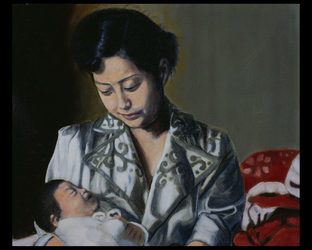 Une Mère (A Mother), 2007
