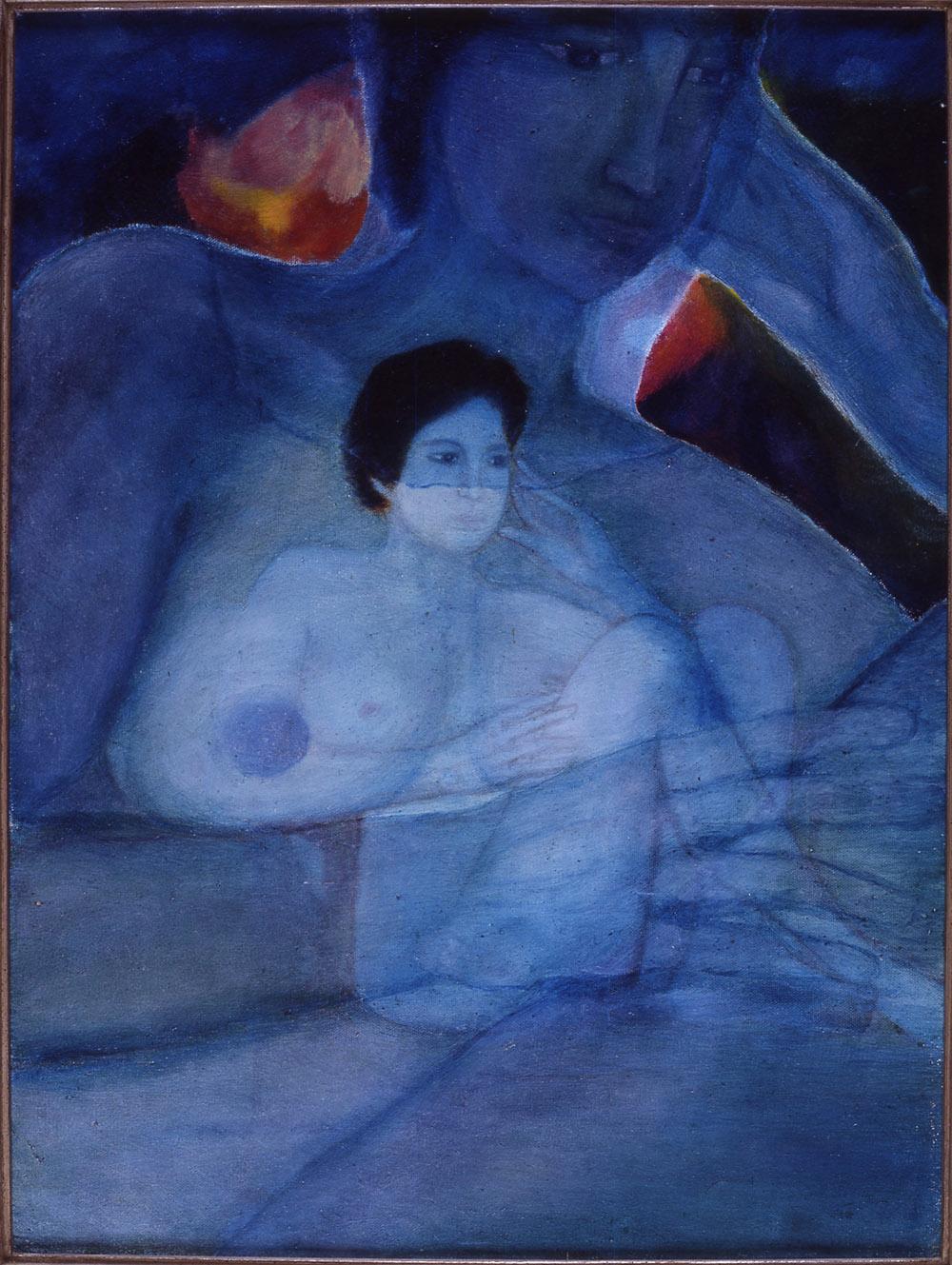 Woman, 1985
