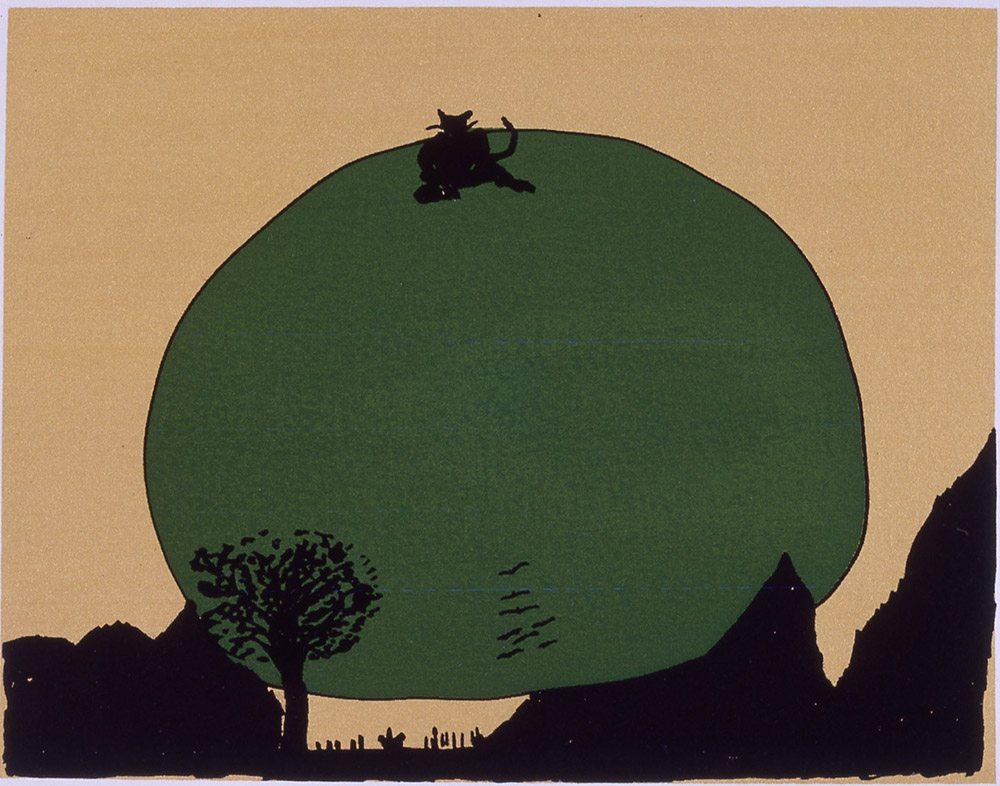 Green Moon, 1995