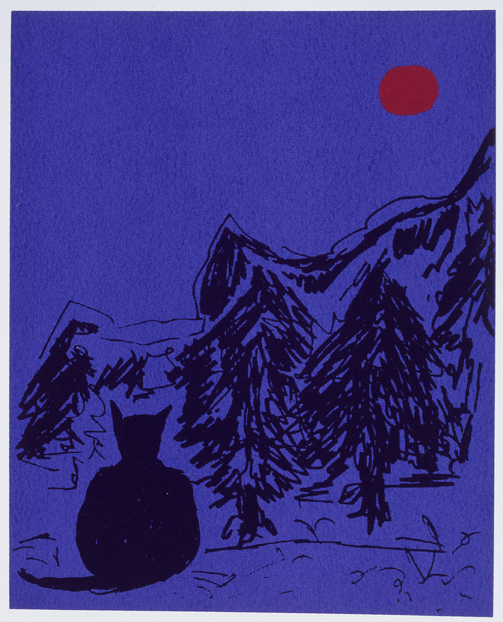 Red Moon, 1995