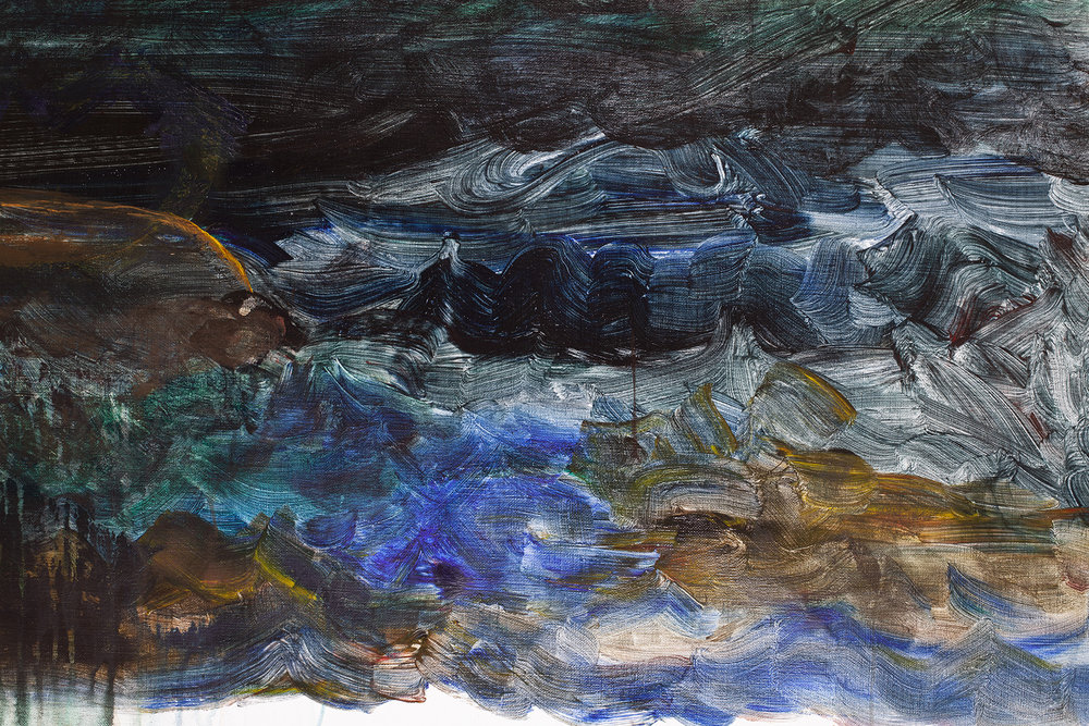 11.) Ono, Boat Sinking. 2018.  Acrylic on canvas, 38.25 in x 53 in (97.2 cm x 134.6 cm) copy.jpg