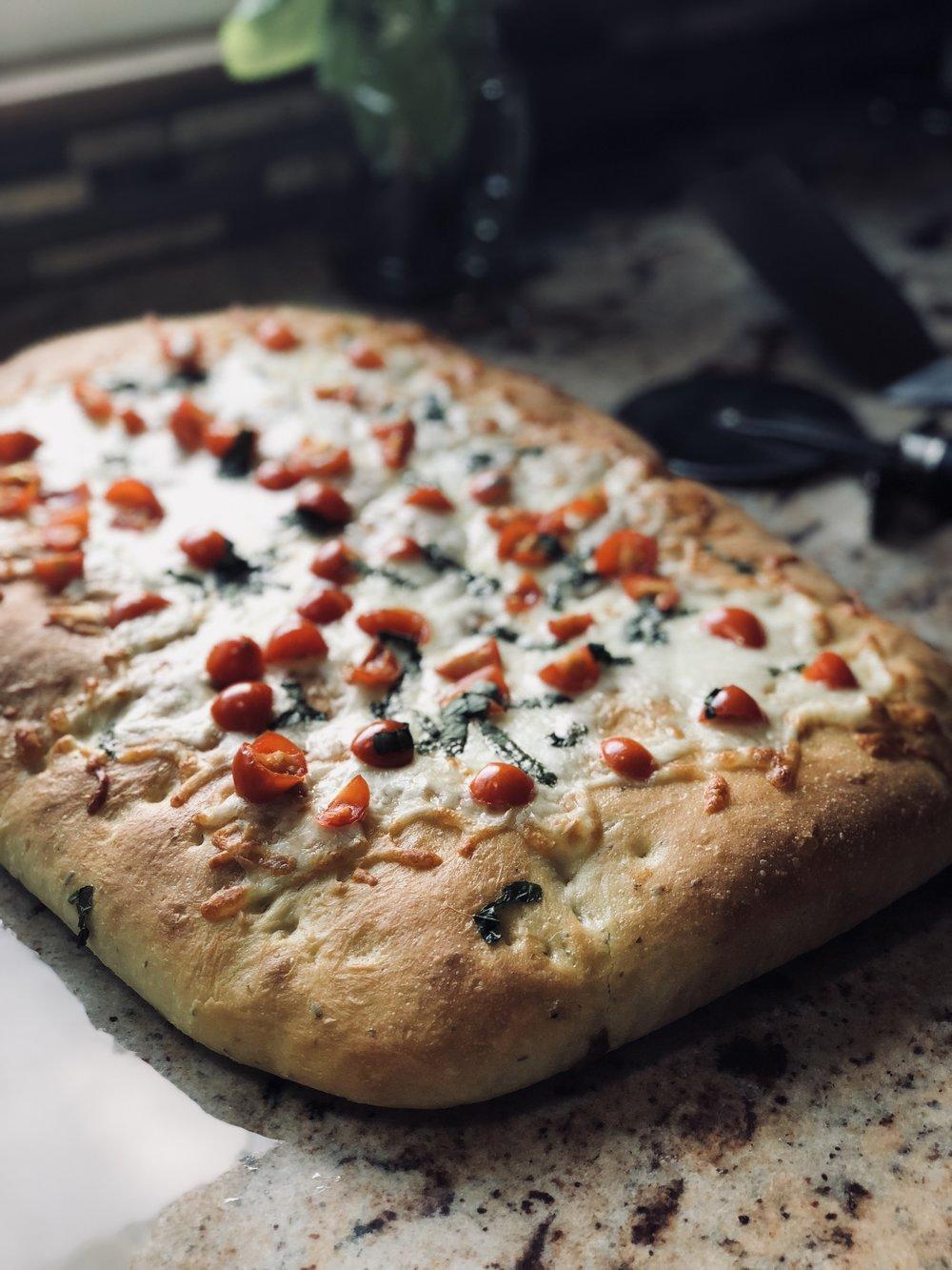 margherita-focaccia-bread