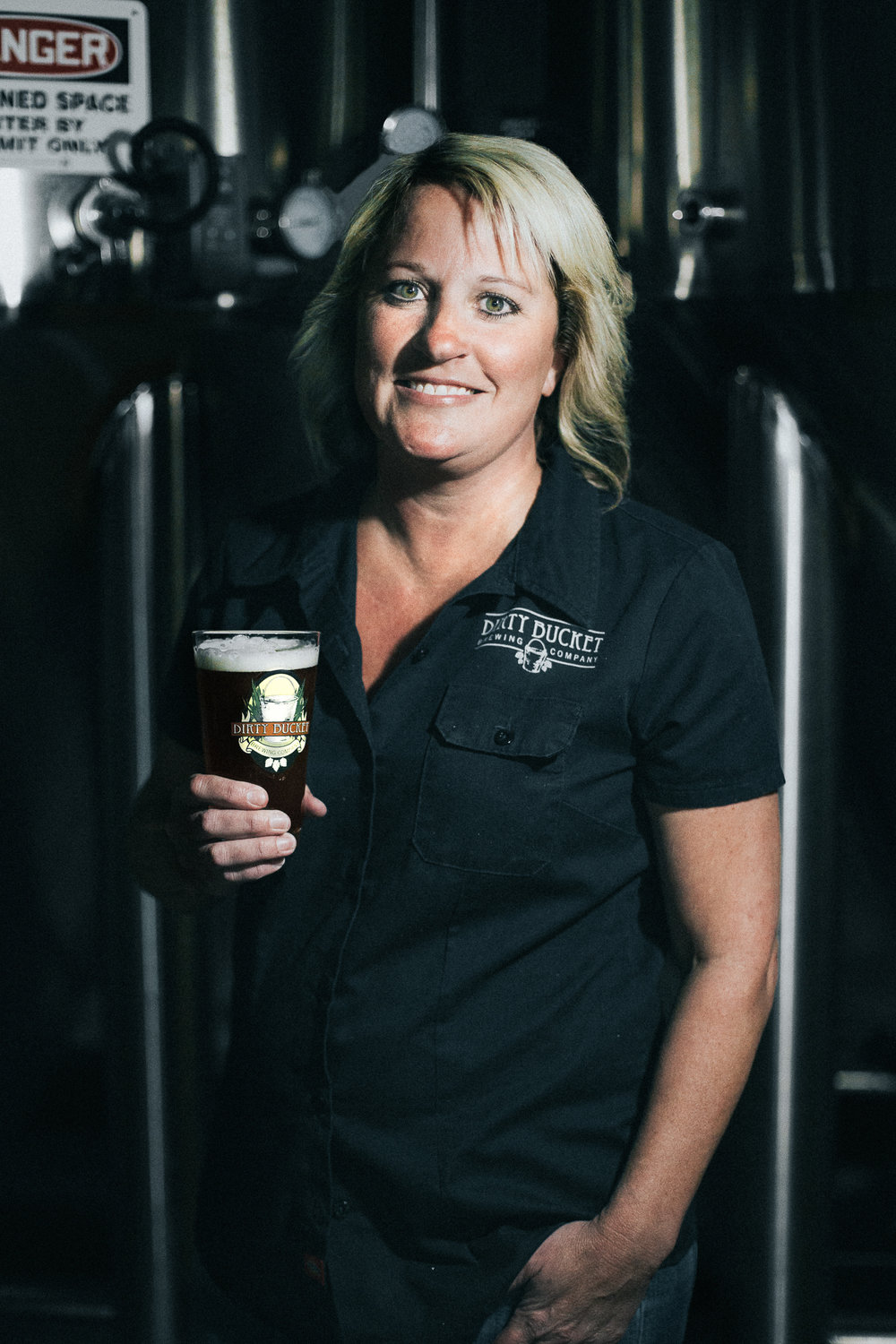 Amy - PRODUCTION MANAGER & AWARD WINNING BREWERFrom: Witchita Falls, TXFavorite DBB Beer: Bedraggled Irish Red AleMy Bucket List:1. Travel and see Spain2. Hike along the PCT