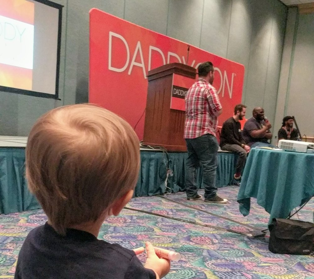 DaddyCon-Session