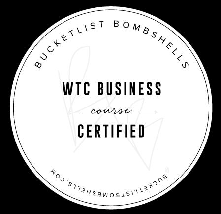 Bucketlist Bombshells WTC Certification.png