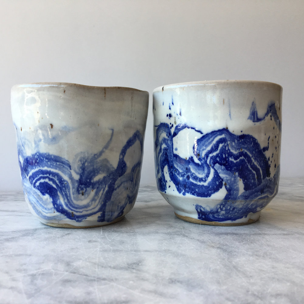 Leo Shallat - Wave - Ceramic cups.jpeg