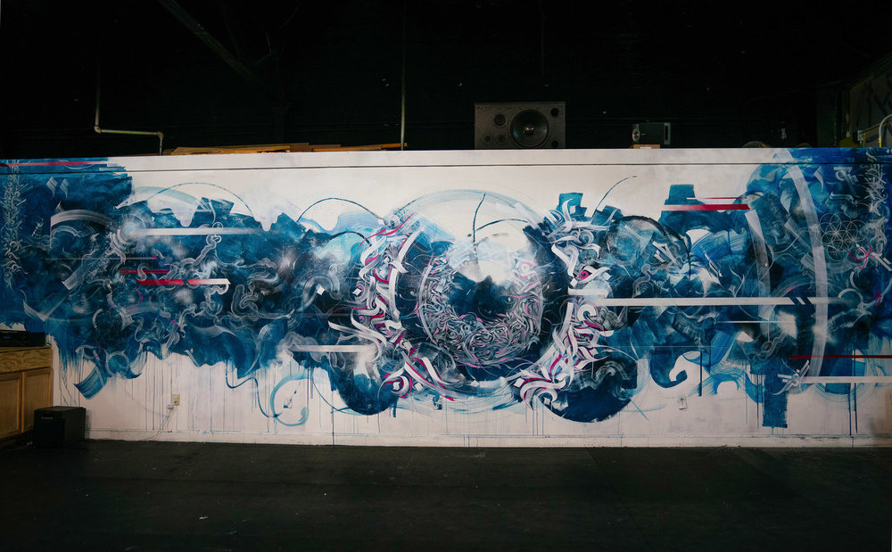 CoMotion Milwaukee | Full Wall